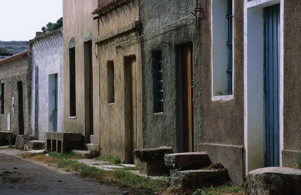 A street in San Salvatore.