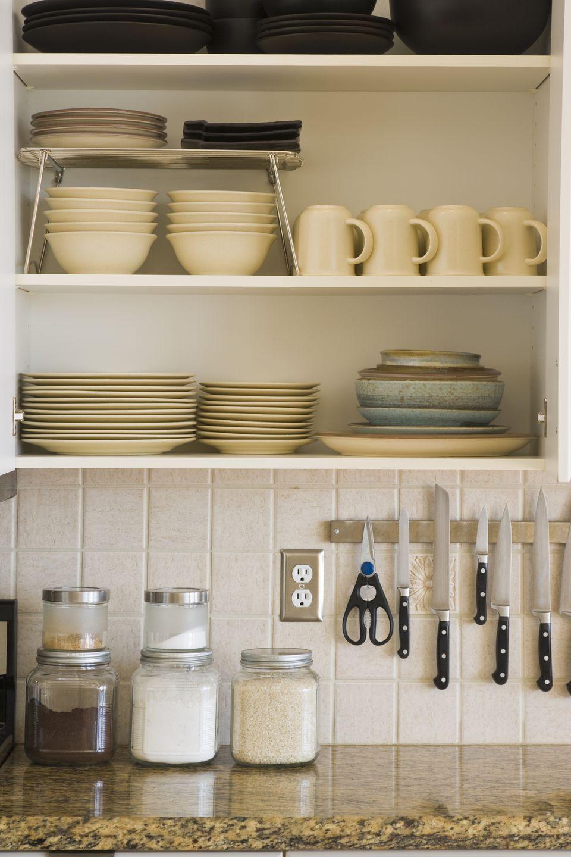 Kitchen Store organize your kitchen cabinets