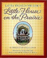Little House on the Prairie Story Sack