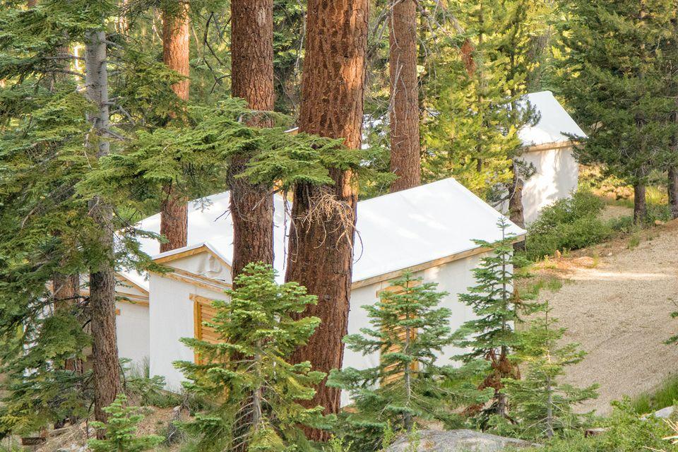 Cabins at Sequoia High Sierra Camp