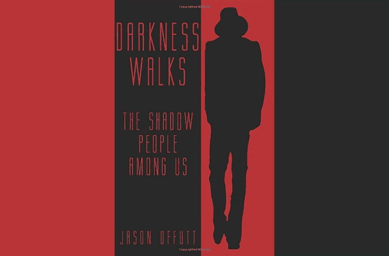 Cover of the book, Darkness Walks