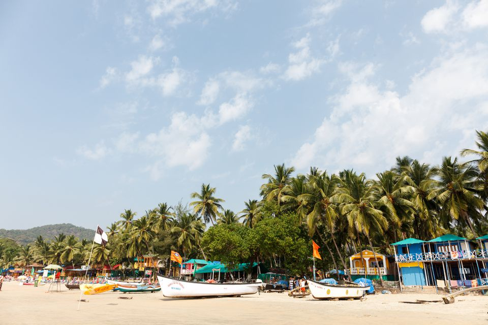 Palolem Beach, Goa, India