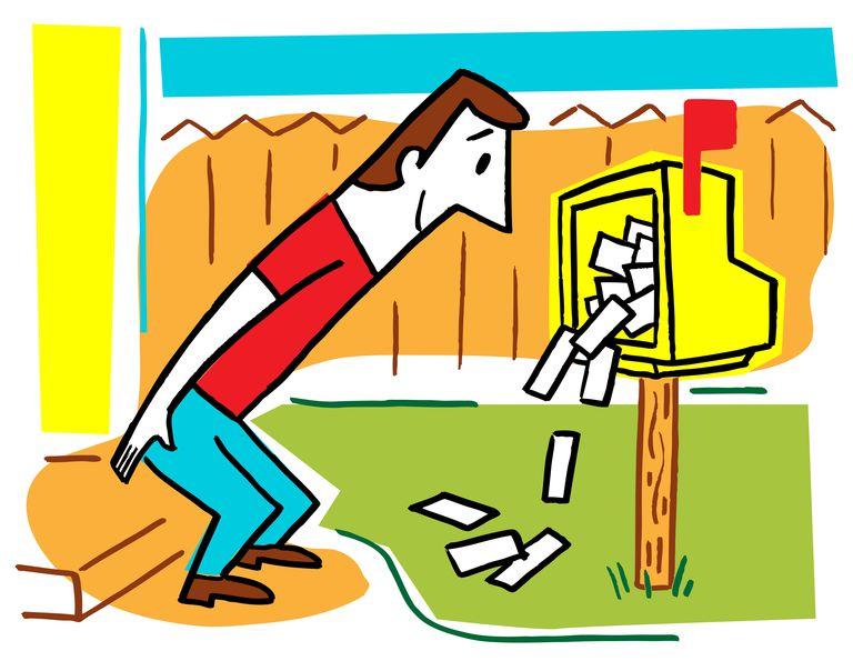 A Full Mailbox