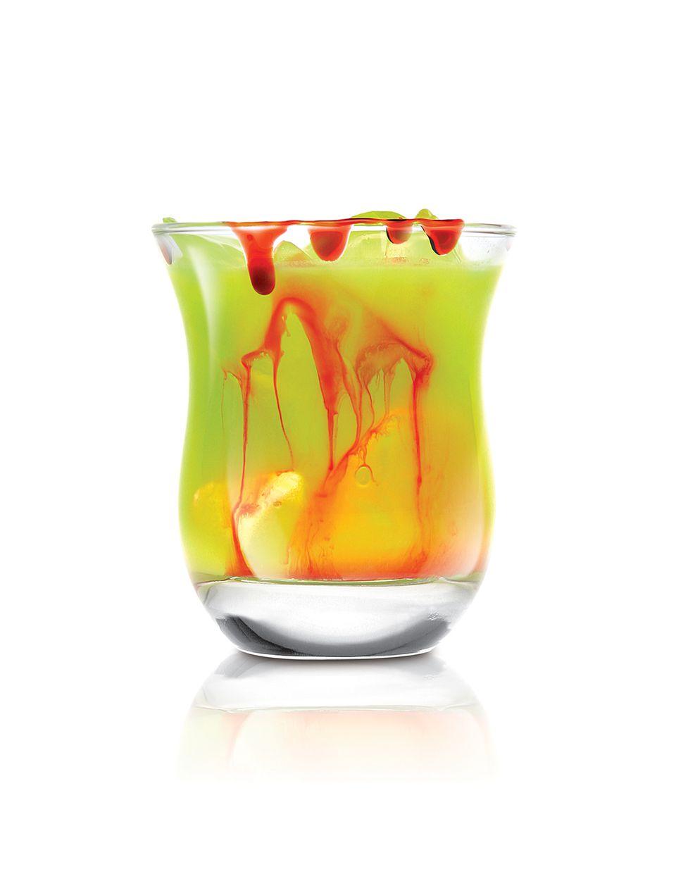 SKYY Vodka's Vampire's Kiss Halloween Cocktail