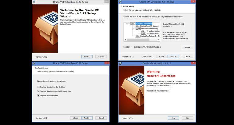 Oracle VirtualBox Installation