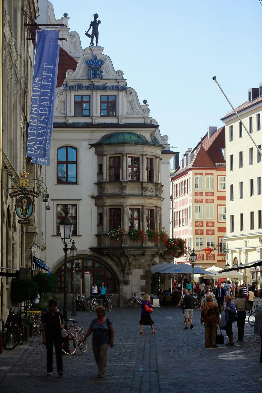 Munich Hofbraeuhaus