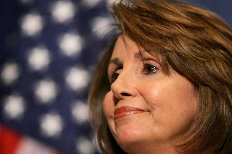 Nancy Pelosi 2005