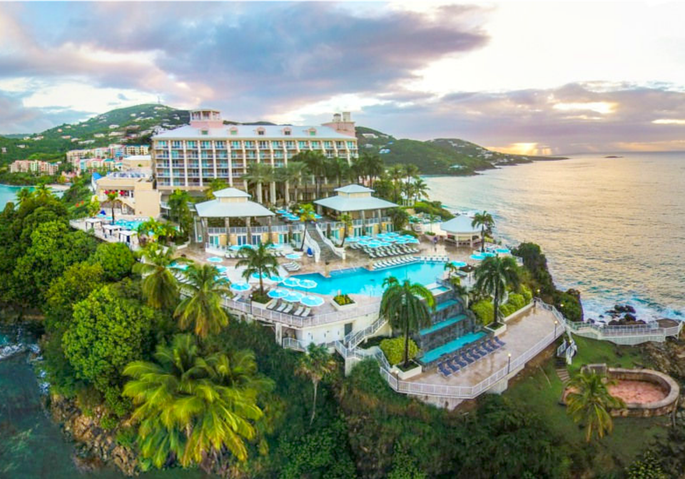 Frenchman's Reef Resort & Morning Star Marriott Beach Resort