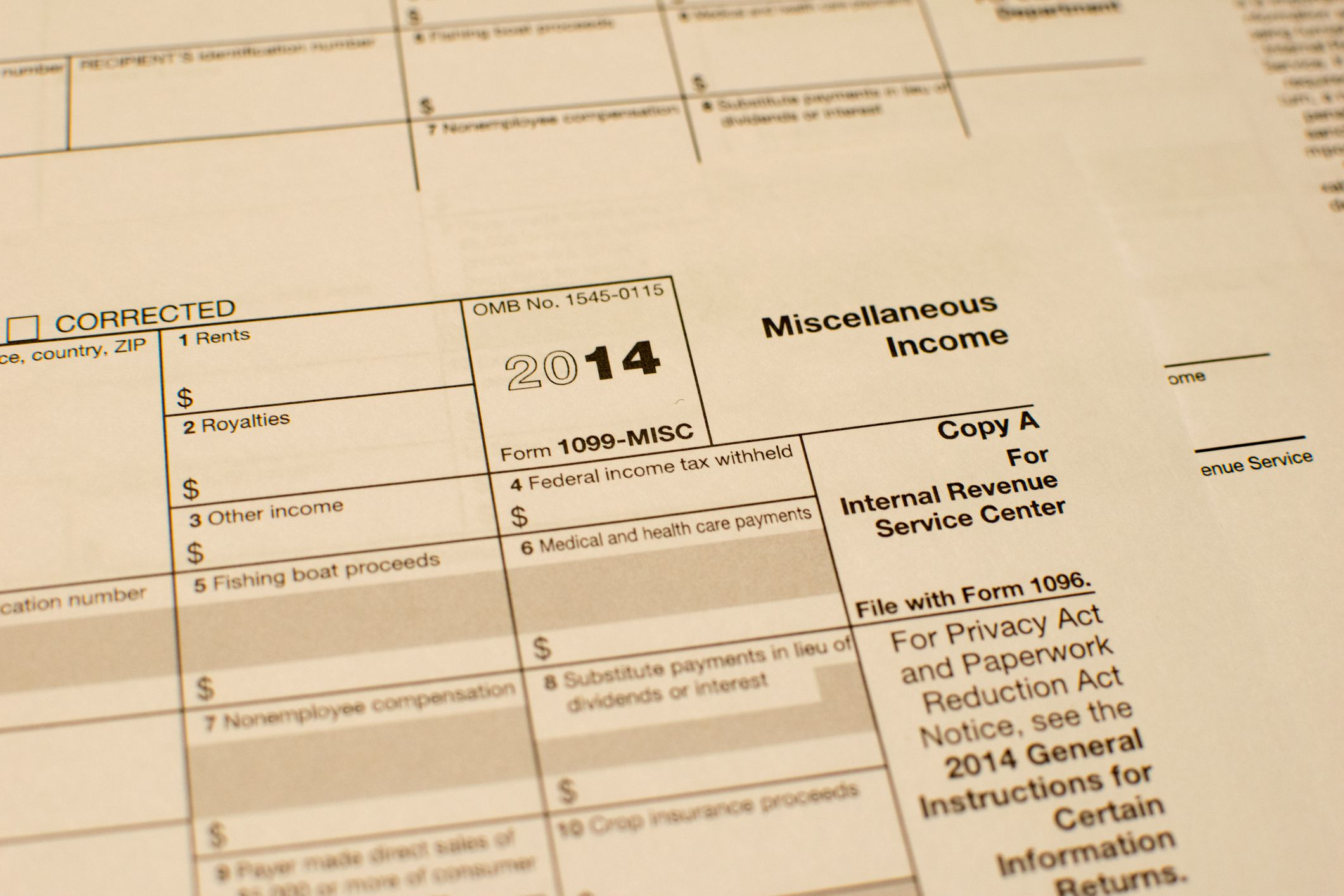 What to Do With Your 1099 - Mutual Fund Tax Forms
