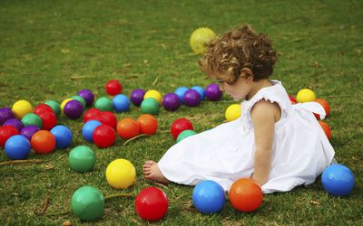 Old fashioned ball games for kids toddler developmental skills can be built with simple toys like balls solutioingenieria Choice Image