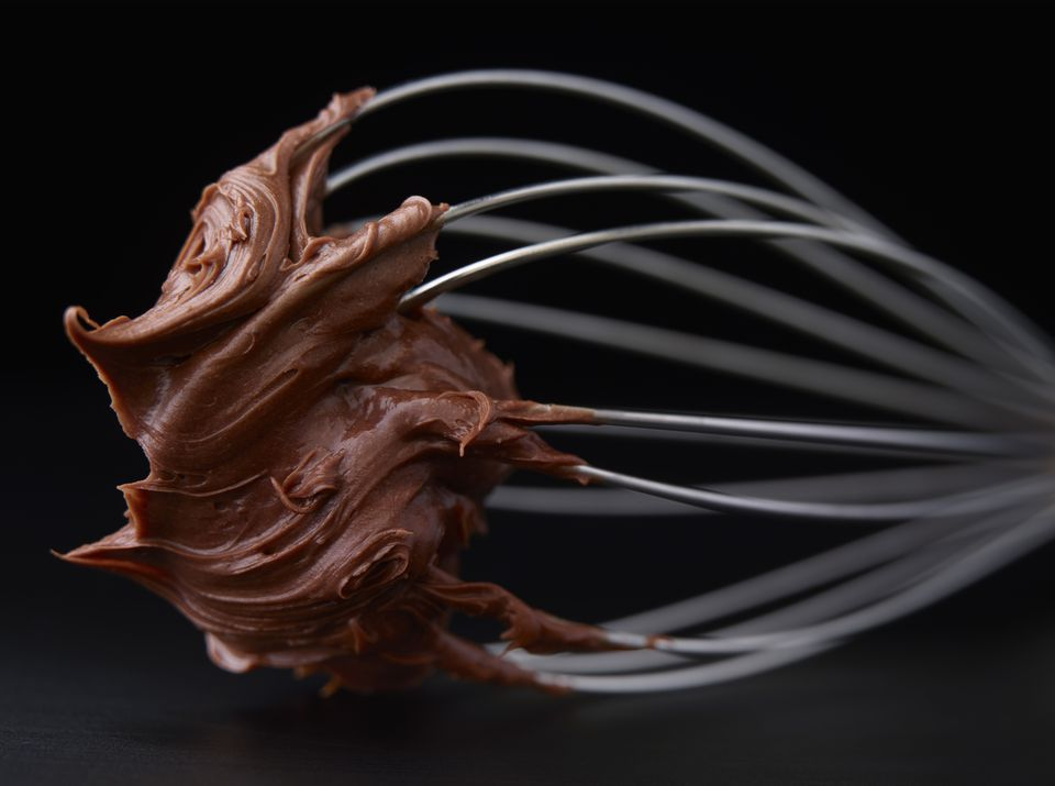 Chocolate on Whisk