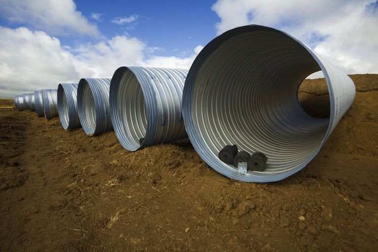 Culvert Drainage Pipes for Road Construction