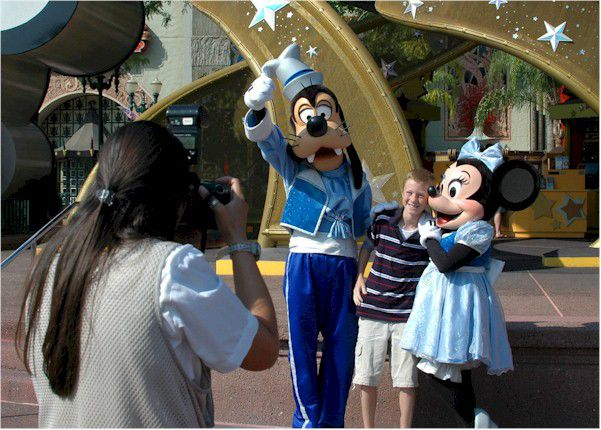 Disney's PhotoPass