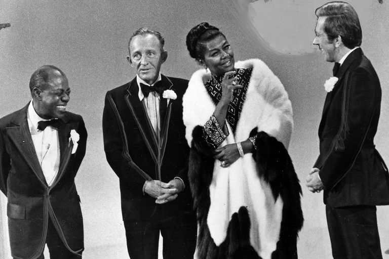 Louis Armstrong, Bing Crosby, Pearl Bailey, Andy Williams