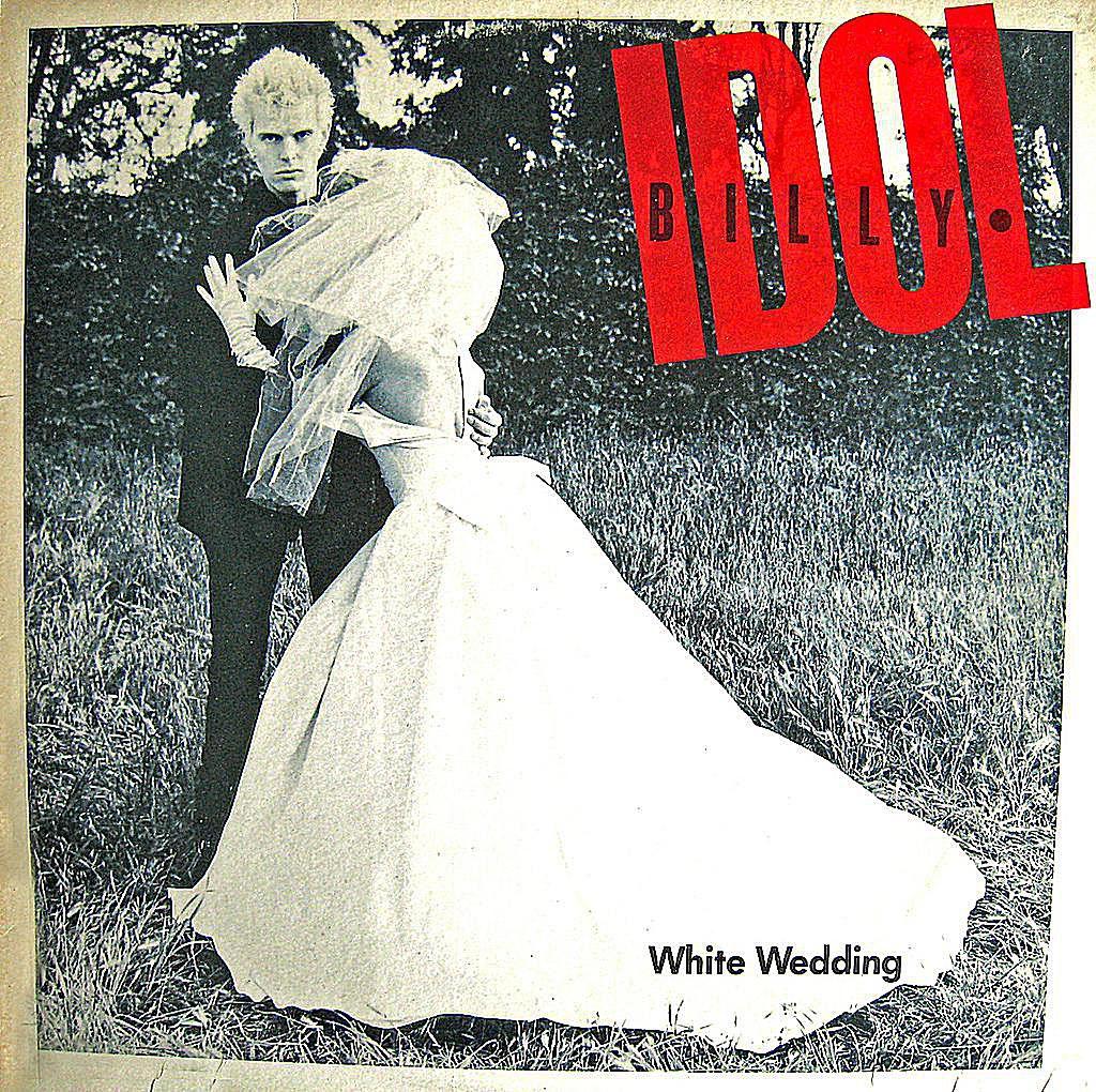 White Wedding Billy Idol Cover J Gramza Lyrics Below Acoustic