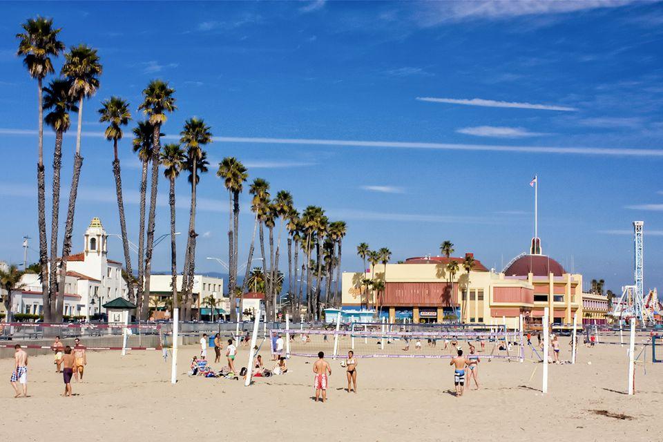 Main Beach, Santa Cruz