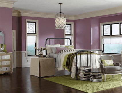 See Rooms Featuring Sherwin-Williams\' Alabaster