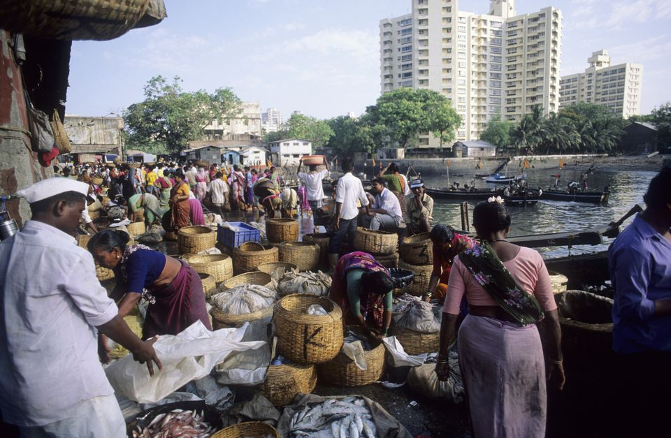 One week in mumbai the perfect itinerary for Fish market fort worth