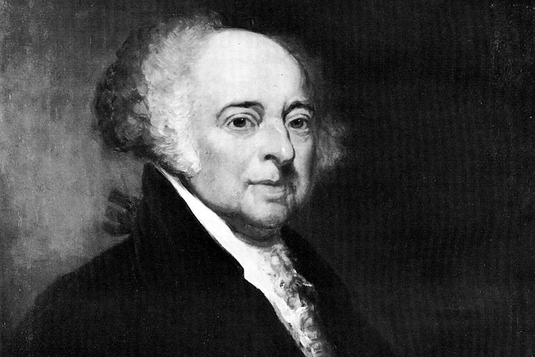 John Adams, second President of the United States, (20th century). Adams, (1735-1826) was president from 1797 until 1801.