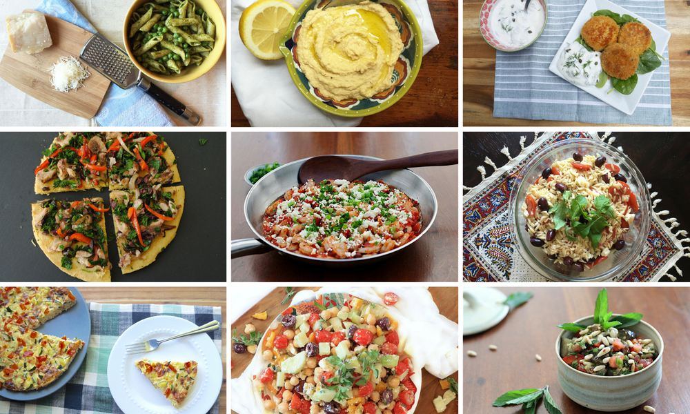 Easy and affordable Mediterranean Diet recipes