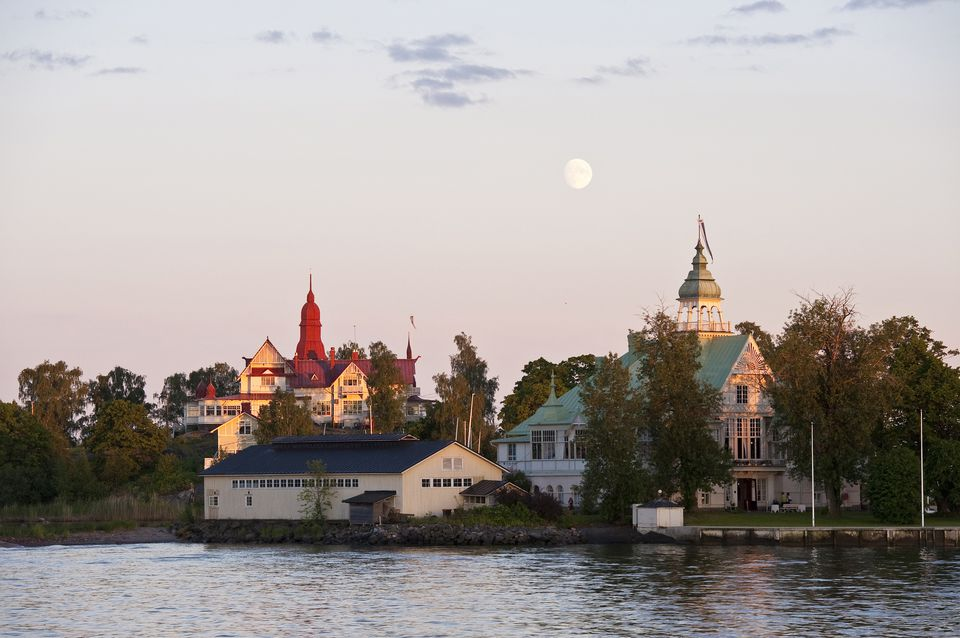 The Top Attractions In Helsinki Finland