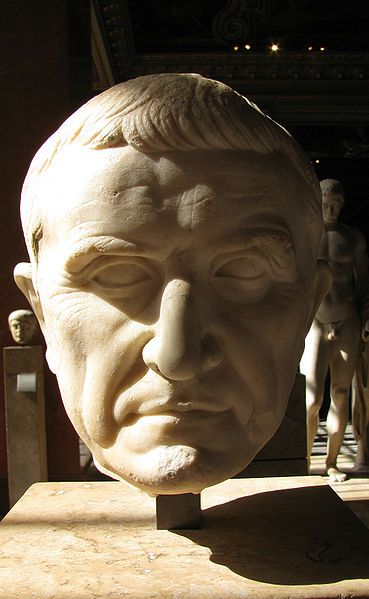 Crassus at the Louvre