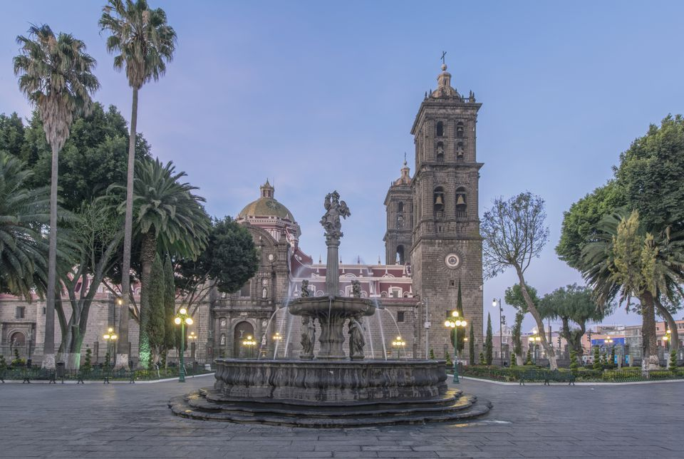 A Traveler S Guide To The City Of Puebla Mexico