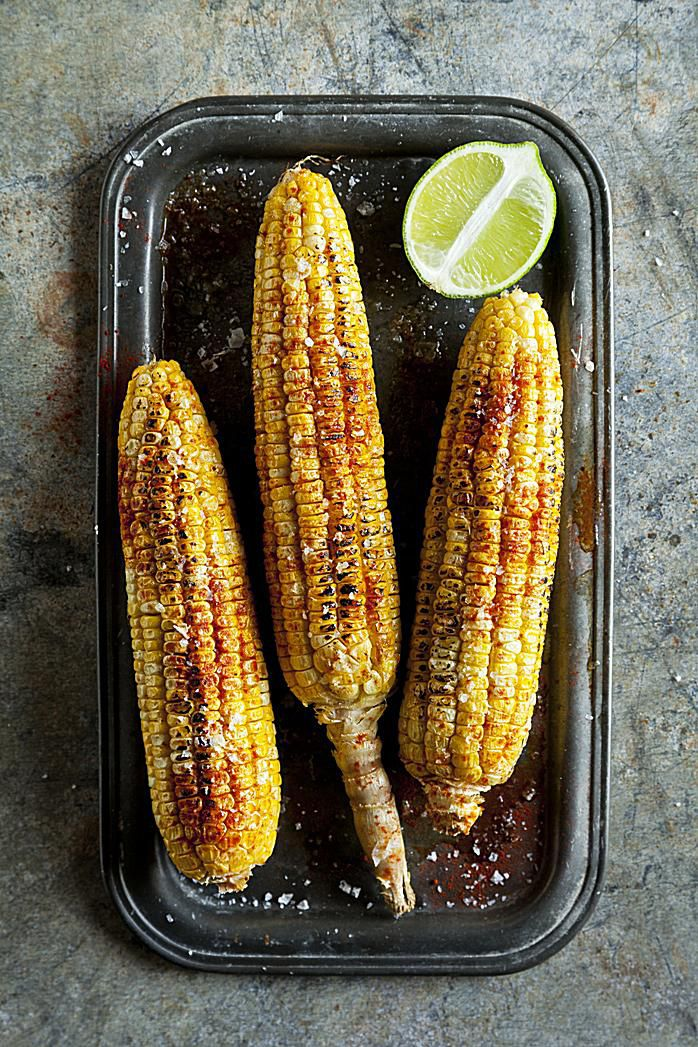 Cajun Corn on the Cob