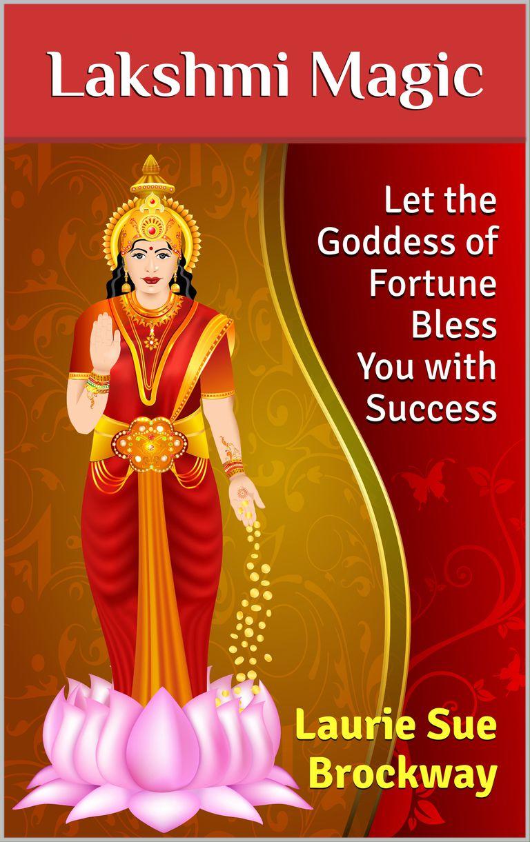 Lakshmi Magic Book