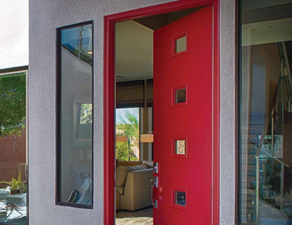 This Is A Mid Century Door Without All The Problems