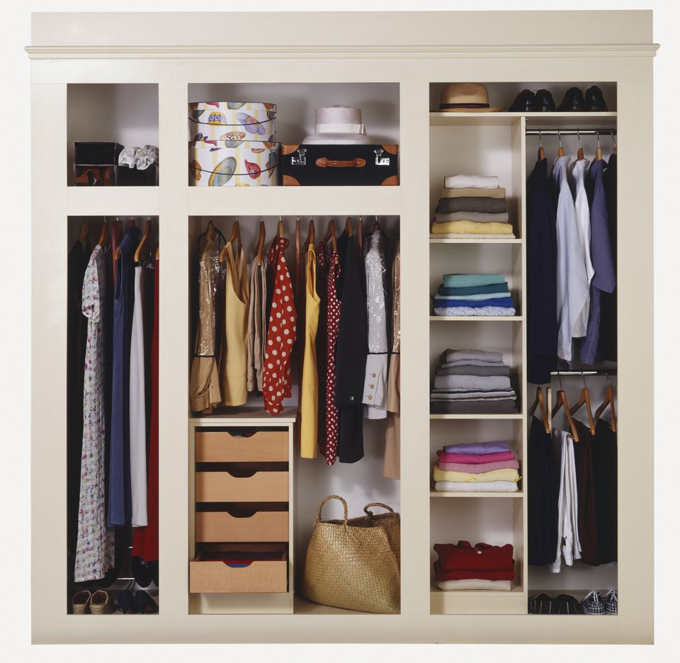 Create A Room how to create more space in small closet