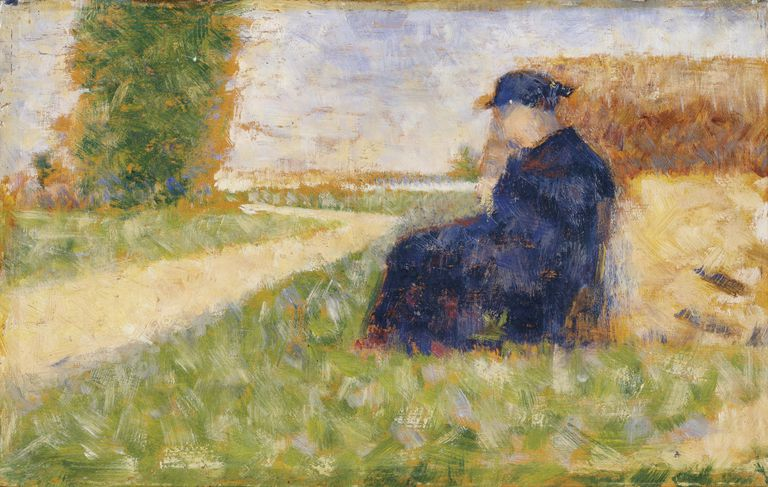 art history paper topics ideas example essays challenge your comfort zone georges seurat