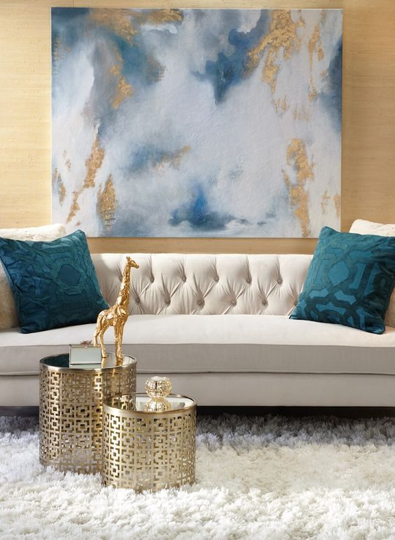 Best 10 Living Room Chandeliers Ideas On Pinterest: Top 10 Ways To Add Color To A Living Room