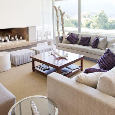 Los muebles b sicos que necesitas para tu primer Alfombras grandes modernas