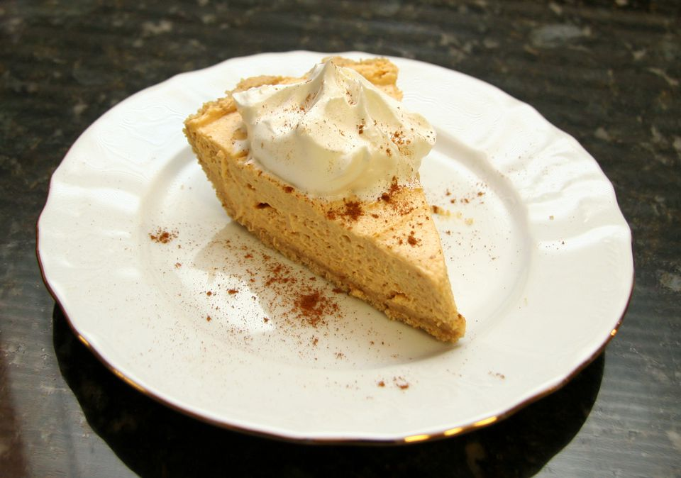 Pumpkin butter pie