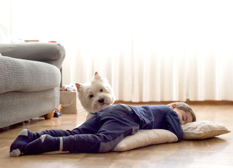 Childhood snoring and sleep apnea