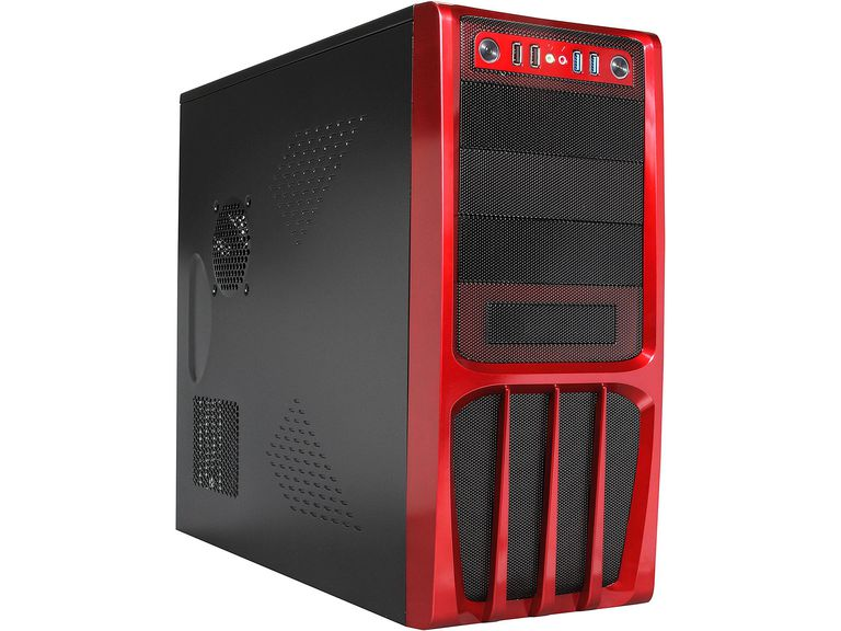 Rosewill R536-Red