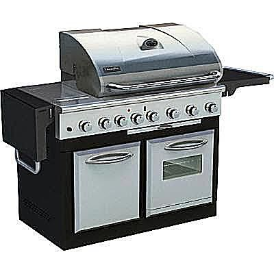 Charmglow Gourmet Series Oven Grill (model #720-0536)