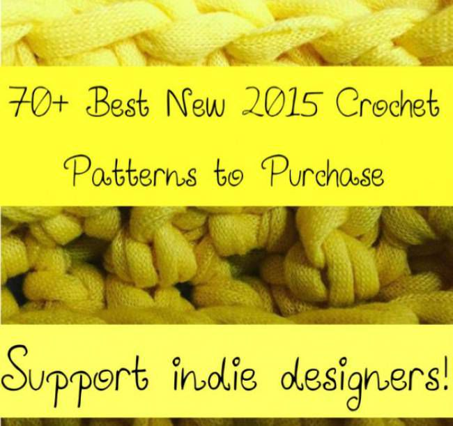 Crochet Patterns to Purchase