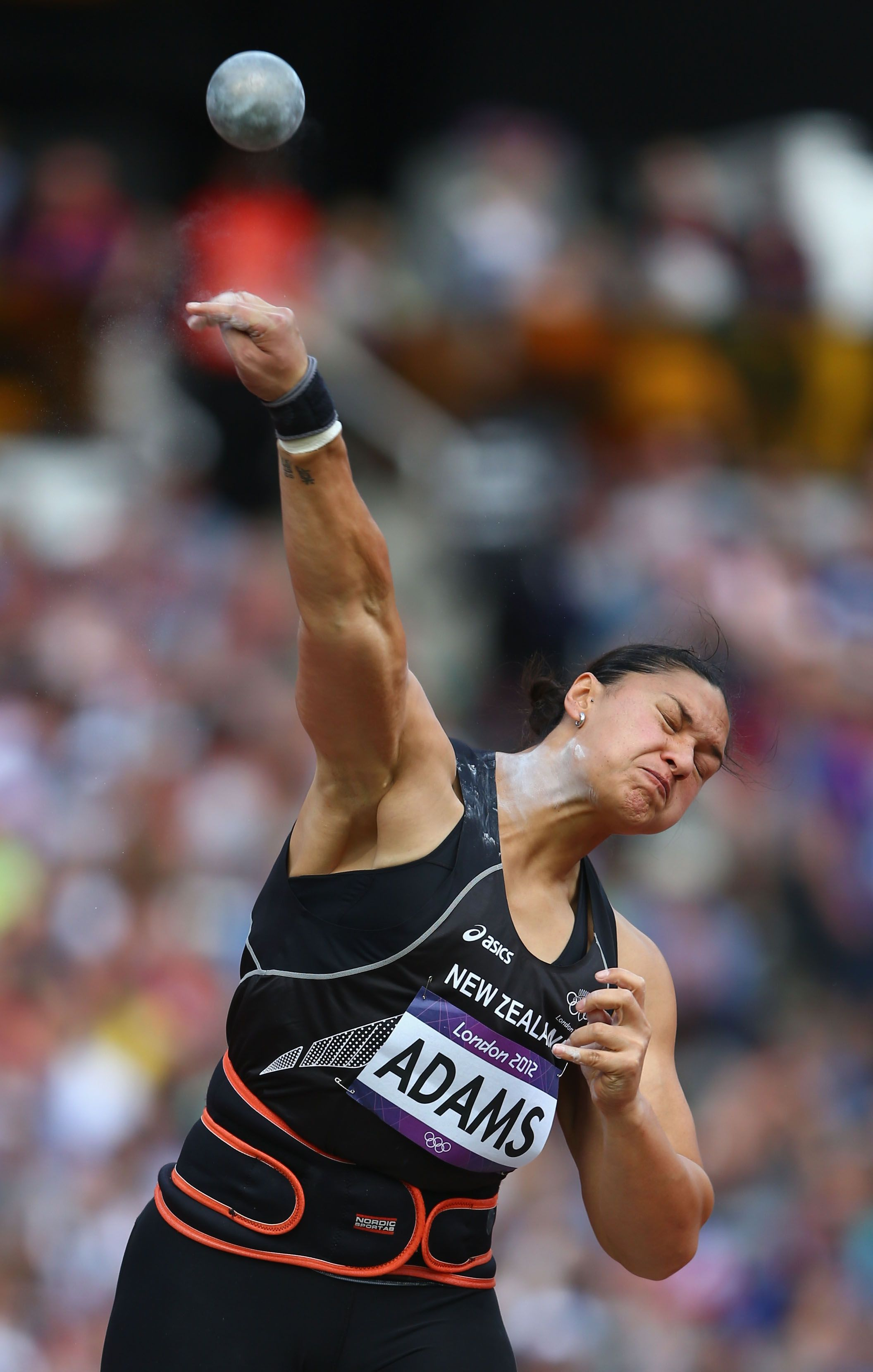 Image result for shot-put