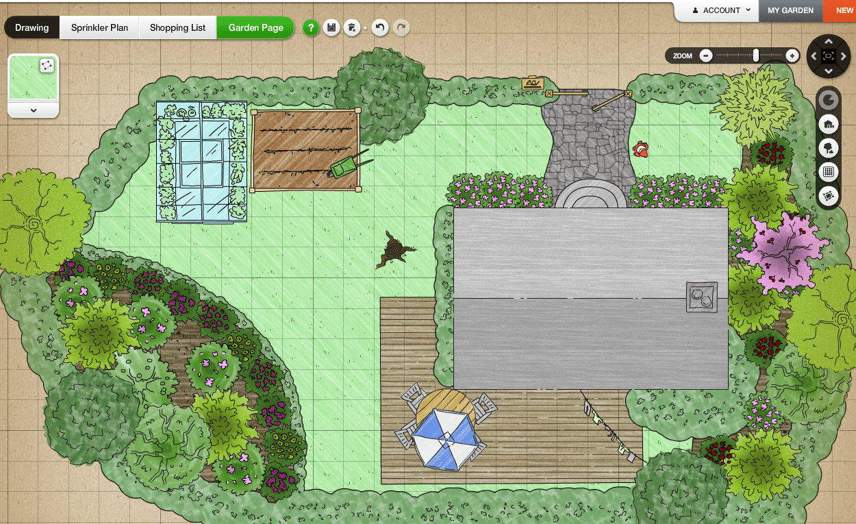 7 free garden planners malvernweather Choice Image