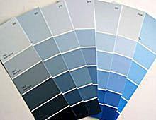 Color - Cool Blues