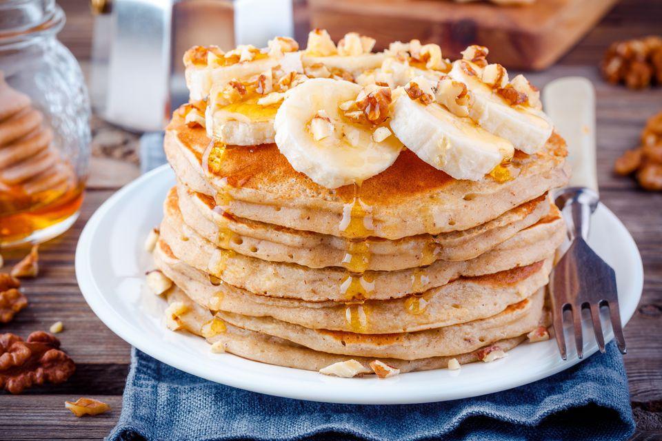Light and fluffy vegan pancake recipe ccuart Images