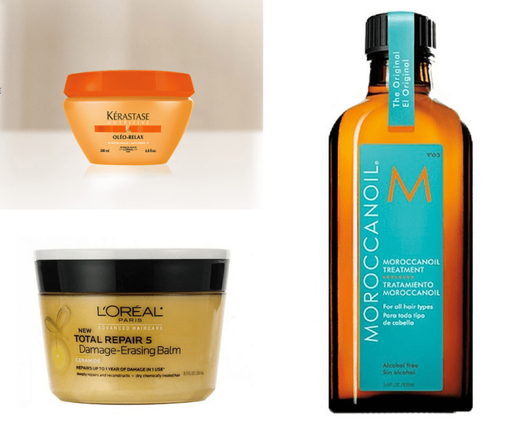 dry, damaged hair: the best products from cheap to steep