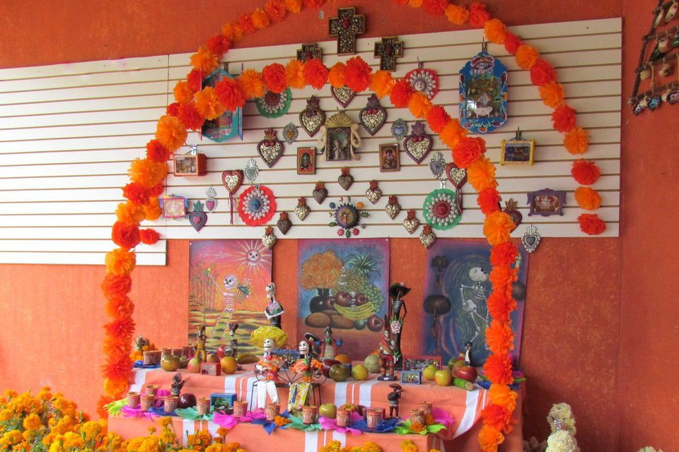 Day Of The Dead Decorations Canada