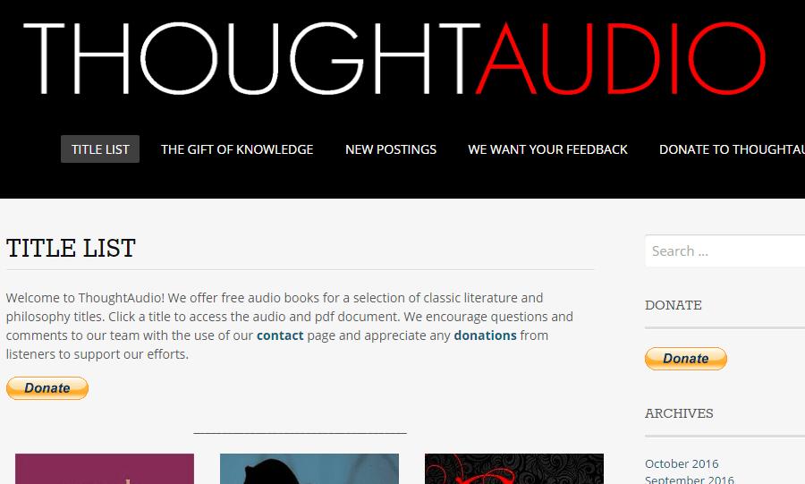 The best free audio book websites fandeluxe Gallery