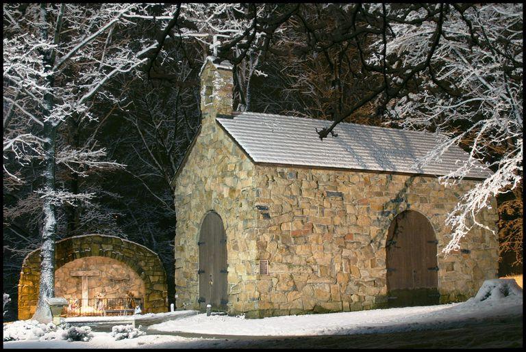 Portiuncula Chapel at Franciscan University of Steubenville
