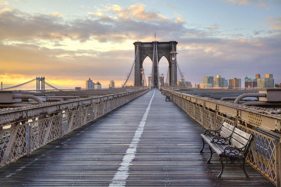 Afbeeldingsresultaat voor Brooklyn bridge