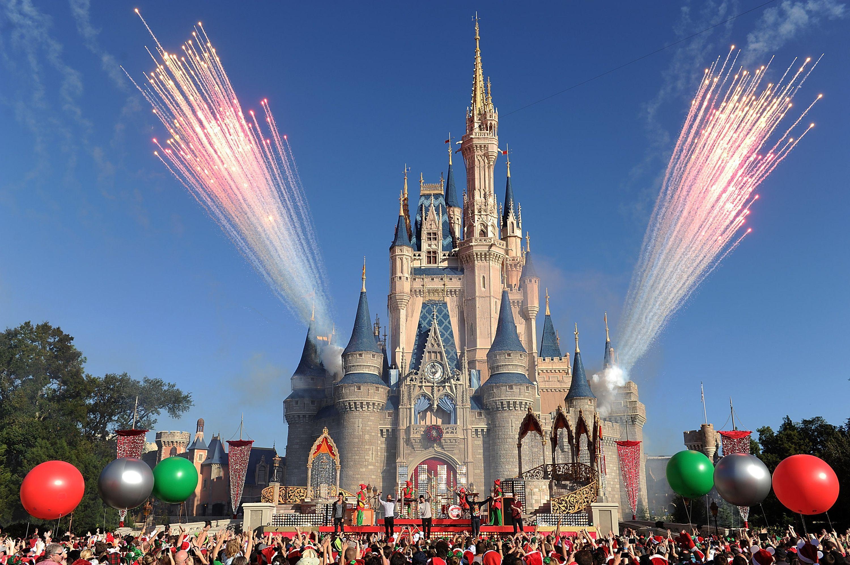 Walt Disney World Interactive Map