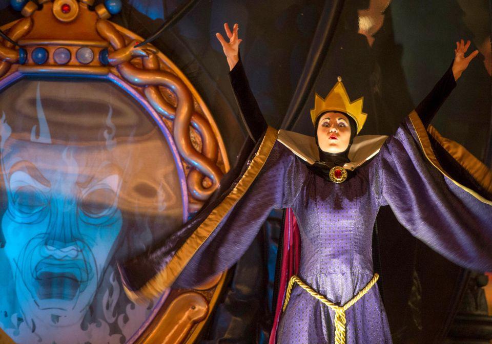 Boo To You Halloween Parade at Disney World